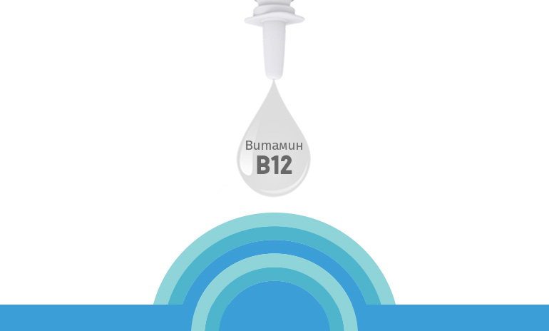 Витамин Б12 - важен елемент за цялостното здраве на организма